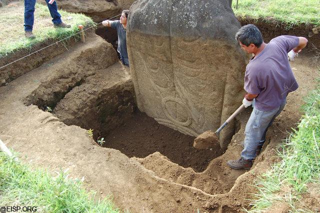 Le corps des statues Moaï de l'Île de Pâques ! (vidéo sur Bidfoly.com) By Laboiteverte Corp-statue-ile-paque-02
