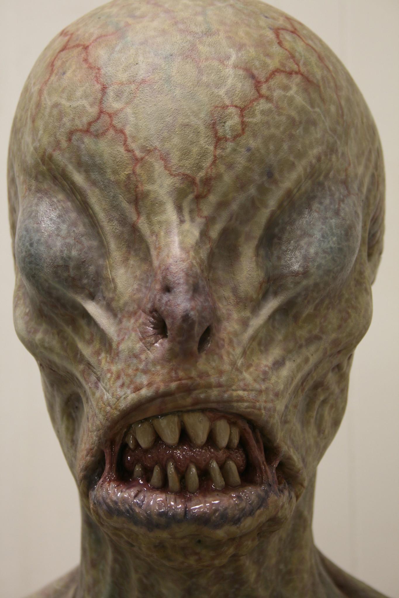 sculpture monstre 02 Des sculptures de monstres