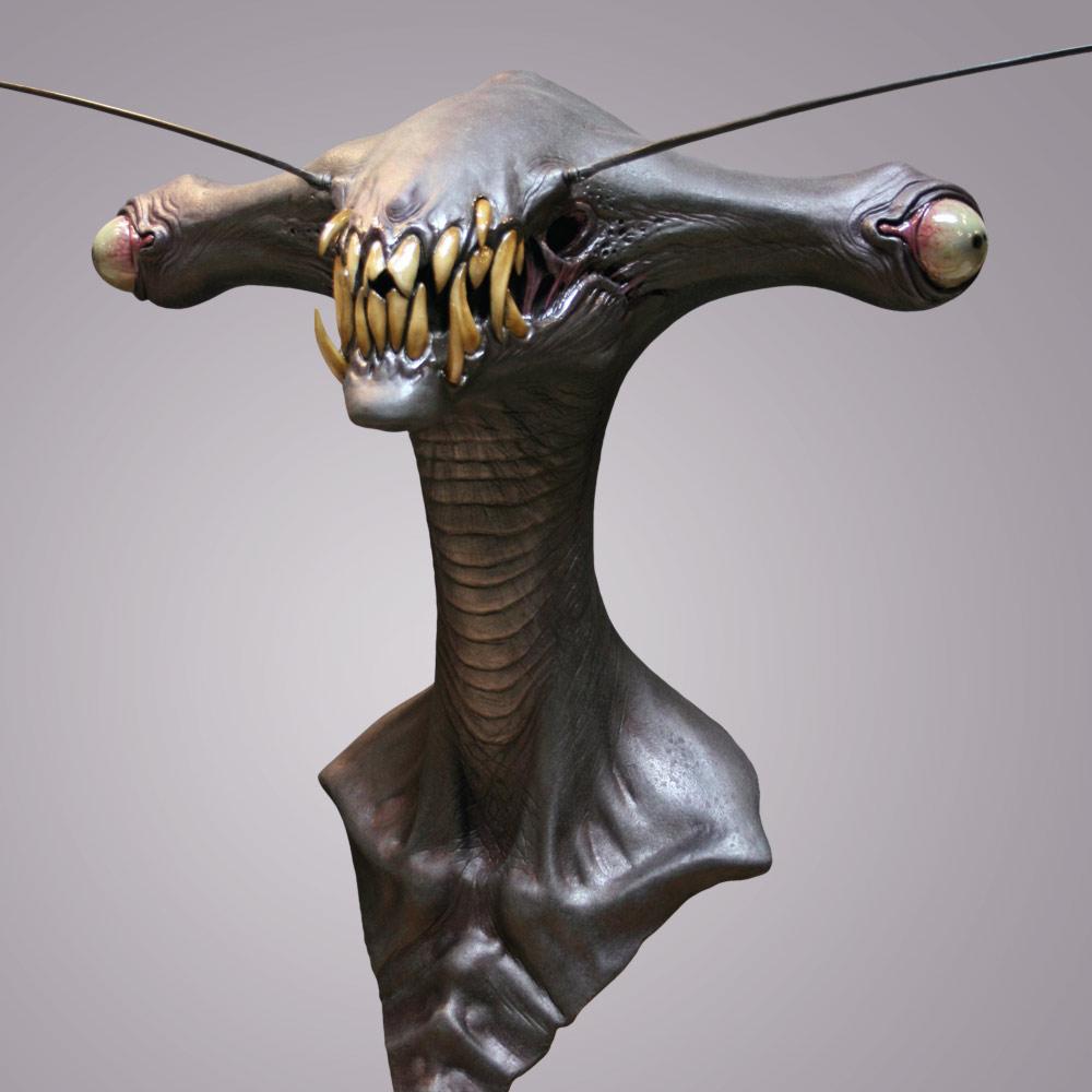 sculpture monstre 04 Des sculptures de monstres