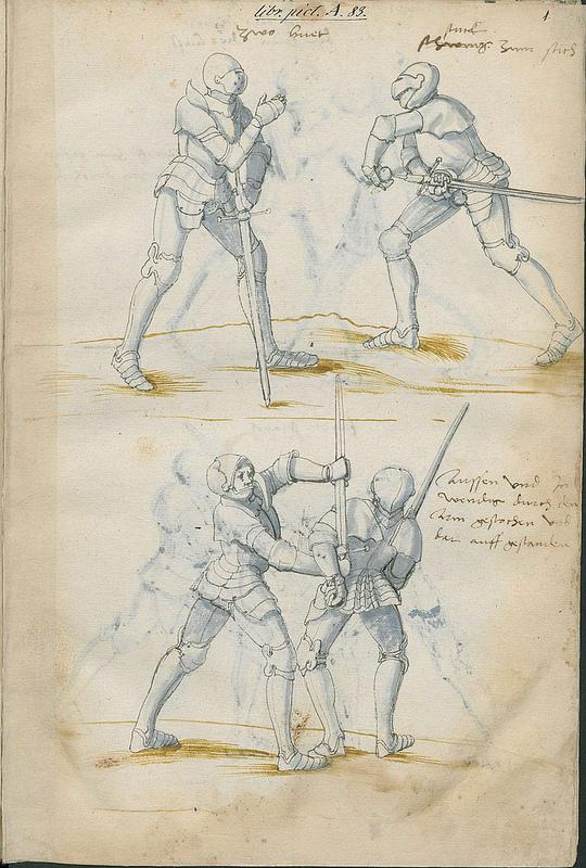 manuel combat epee 02 Manuel de combat à lépée   1500