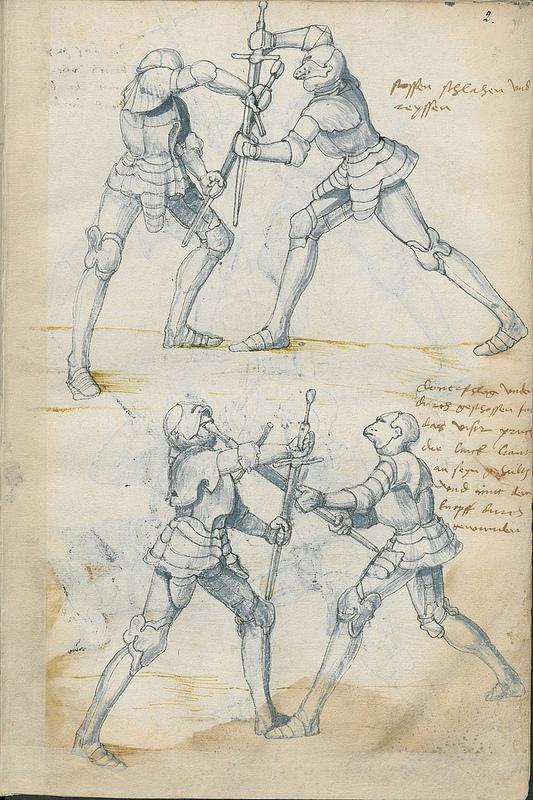 manuel combat epee 07 Manuel de combat à lépée   1500