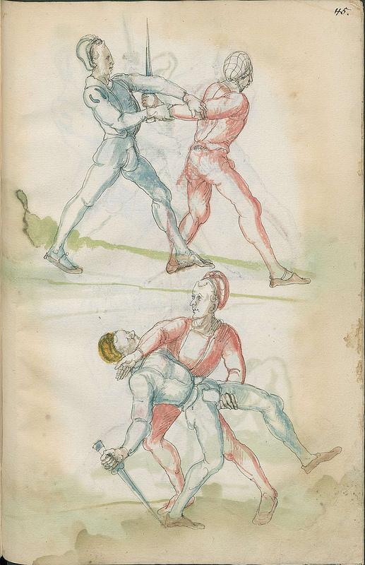 manuel combat epee 14 Manuel de combat à lépée   1500
