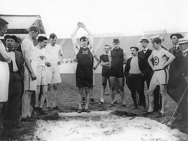 jeu olympique londres 1908 02 Les Jeux Olympiques de Londres en 1908