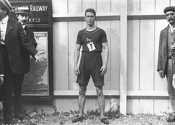 jeu olympique londres 1908 03 Les Jeux Olympiques de Londres en 1908