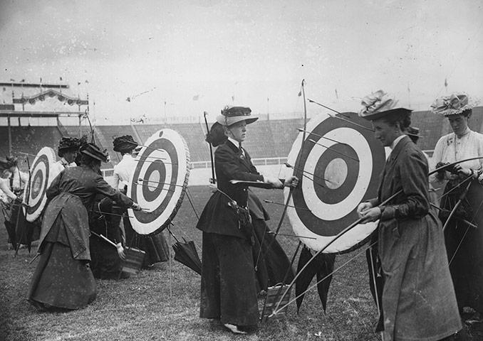 jeu olympique londres 1908 04 Les Jeux Olympiques de Londres en 1908