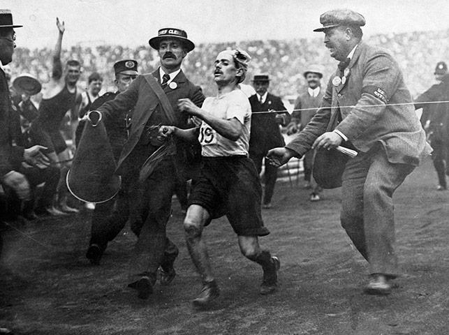 jeu olympique londres 1908 14 Les Jeux Olympiques de Londres en 1908