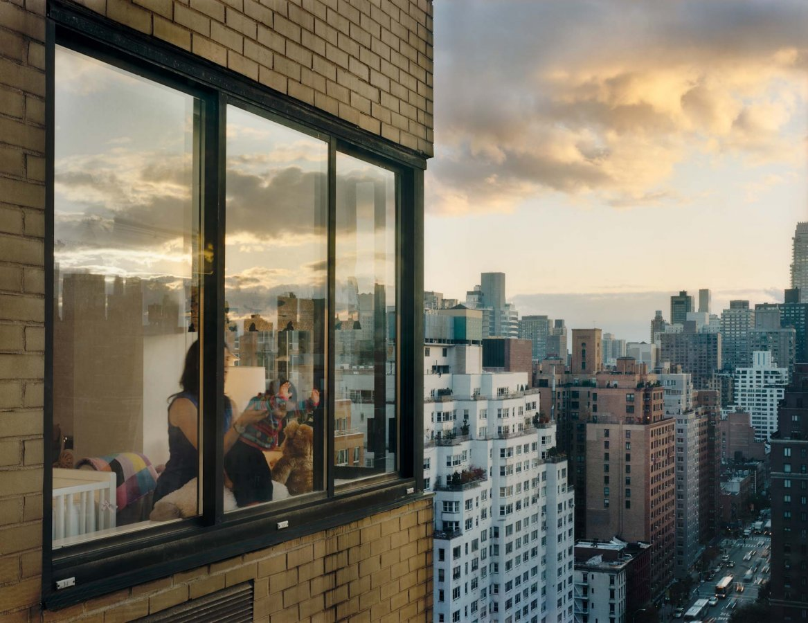 Du voyeurisme travers les fen tres de new york for Les fenetres
