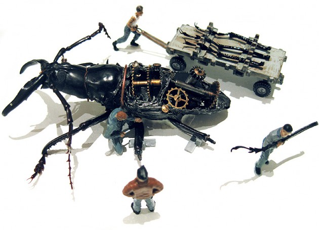 insect machine