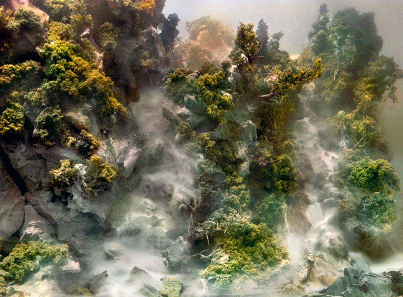 paysage miniature aquatique 03 Des paysages miniatures aquatiques