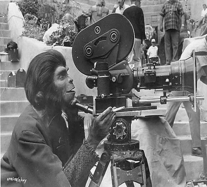 bts tournage film cinema 31 Photos sur des tournages de films #3