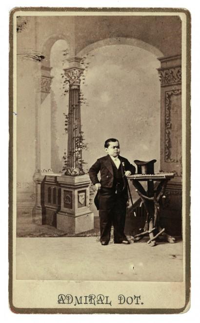 freaks phenomene foire 07 410x660 Des phénomènes de foire dans les années 1870