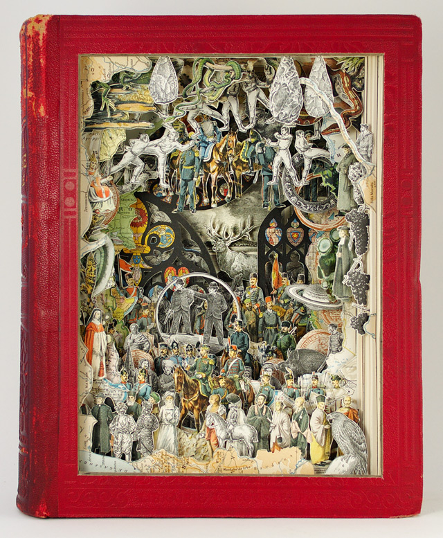 livre illustration 03 Des livres soulagés de leurs textes
