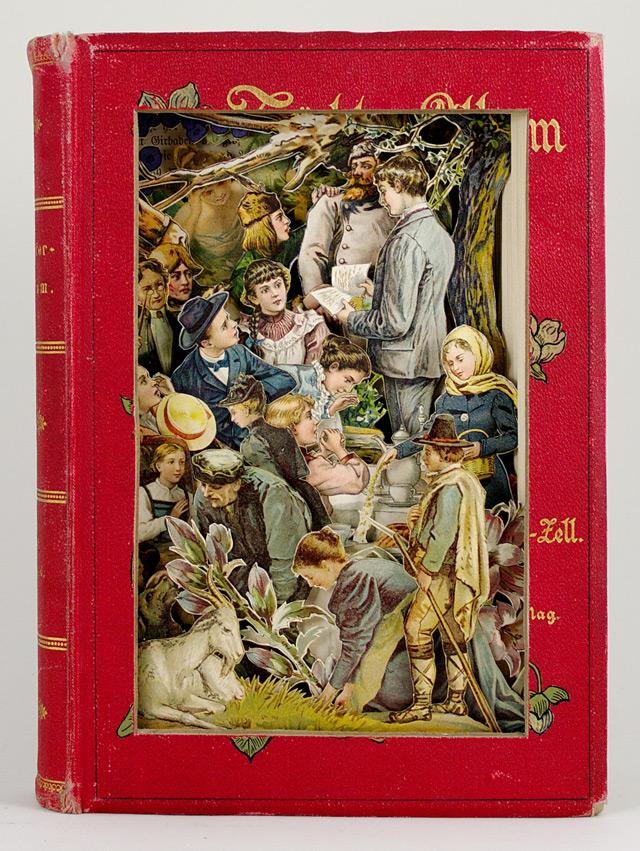 livre illustration 06 Des livres soulagés de leurs textes