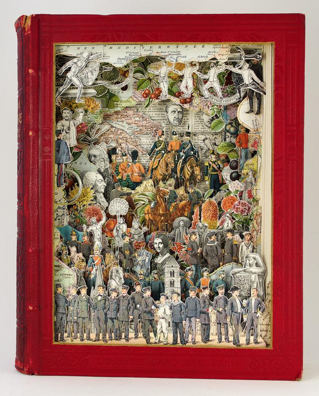 livre illustration 09 Des livres soulagés de leurs textes