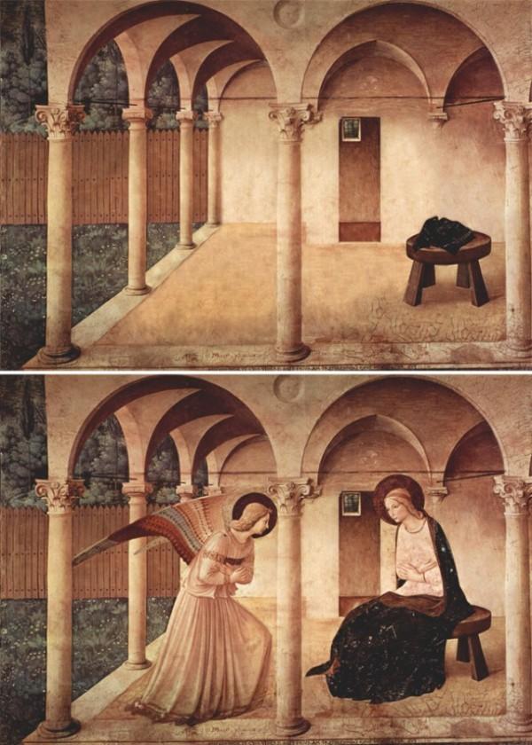 peinture sans personne 06 Des peintures inhabitées