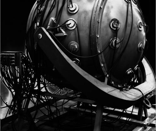 """The Gadget"" 19-kT Atomic Bomb (Trinity Device) 1945"