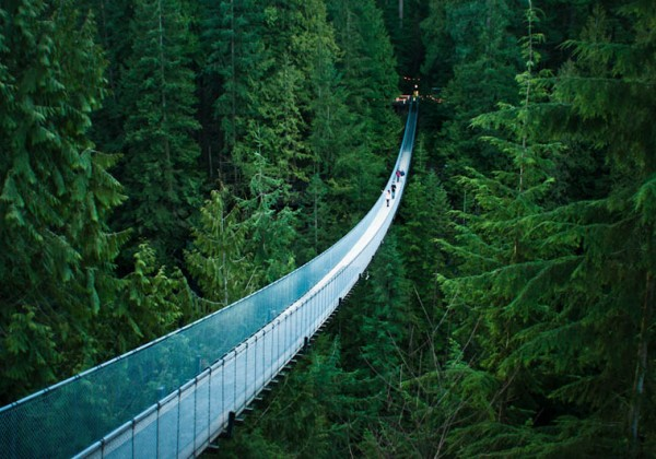 capilano-suspension-bridge-in-vancouver