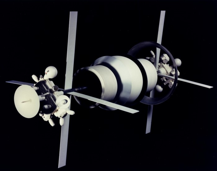 Des colonies dans l'espace ! By Laboiteverte Colonie-espace-nasa-05-700x552
