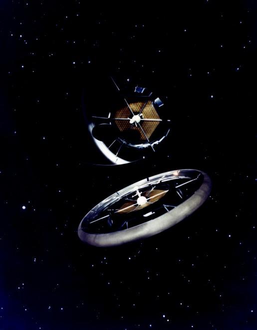 Des colonies dans l'espace ! By Laboiteverte Colonie-espace-nasa-10-515x660