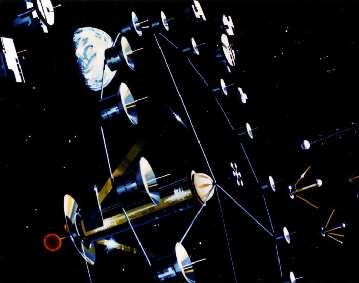 Des colonies dans l'espace ! By Laboiteverte Colonie-espace-nasa-16-700x552