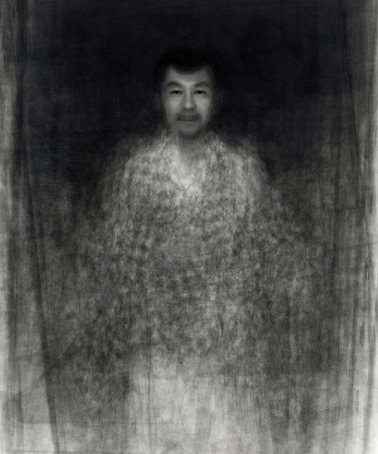metaportrait ken kitano 05 Les metaportraits de Ken Kitano