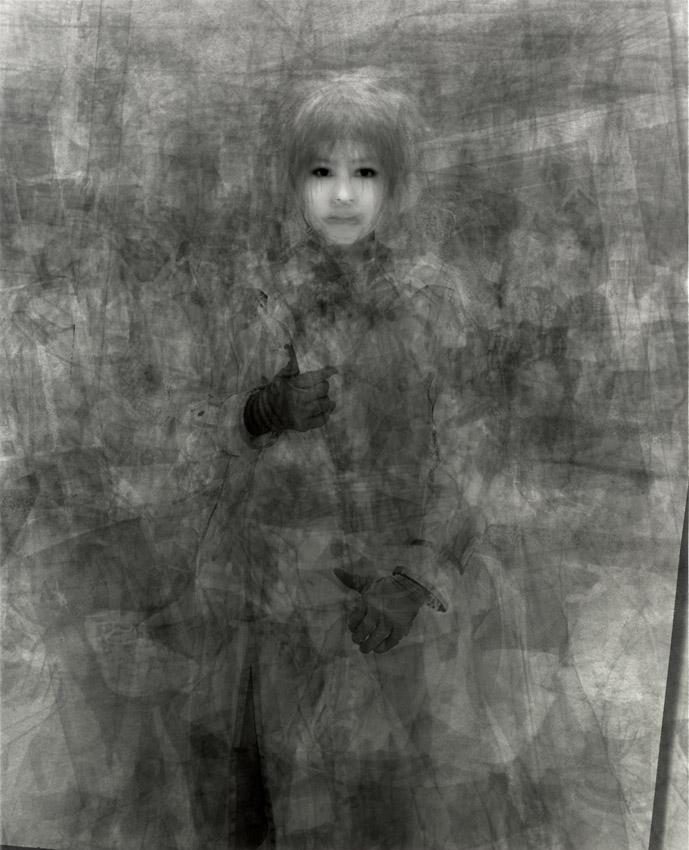 metaportrait ken kitano 07 Les metaportraits de Ken Kitano