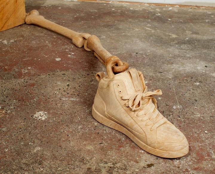 sculpture bois 02 Des sculptures en bois sculpture bonus art