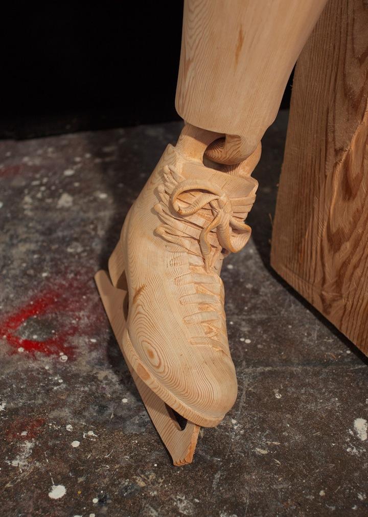 sculpture bois 04 Des sculptures en bois sculpture bonus art