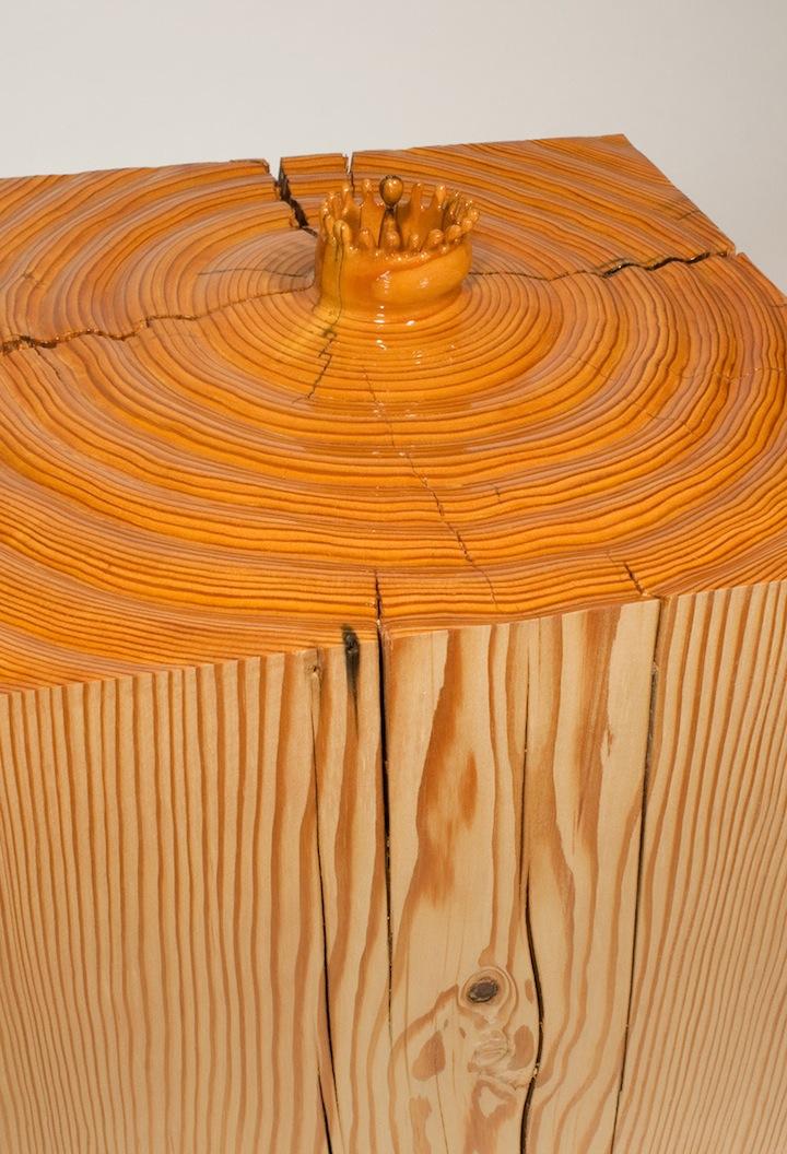 sculpture bois 11 Des sculptures en bois sculpture bonus art