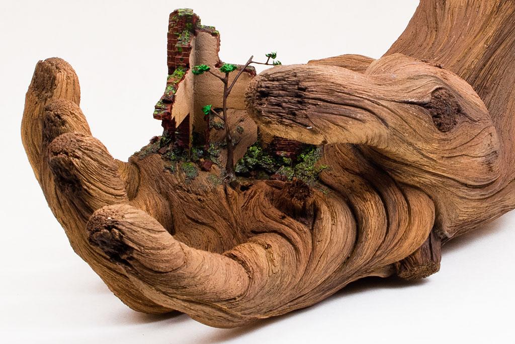 Bien connu Du bois en céramique VQ38