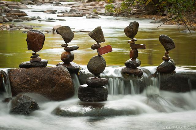 tas cailloux pierre equilibre 01 Des tas de cailloux  divers bonus art