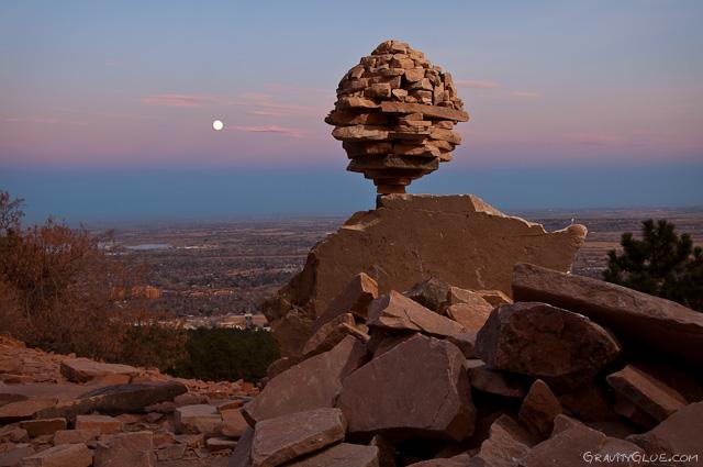 tas cailloux pierre equilibre 06 Des tas de cailloux  divers bonus art