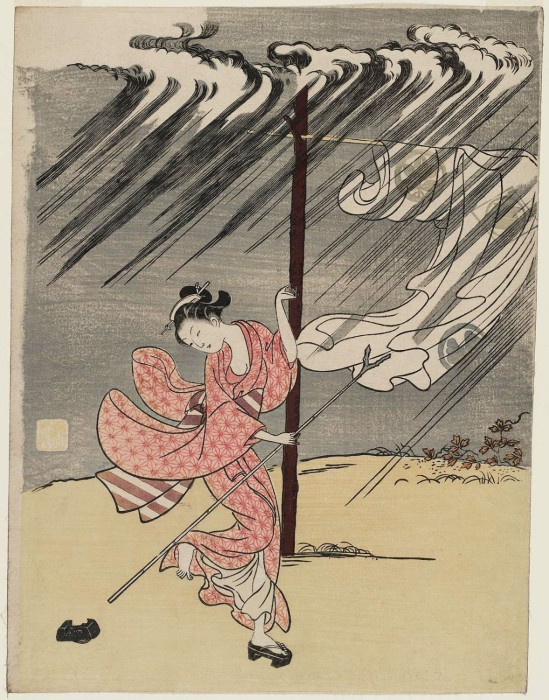Ukiyo e 02 549x700 Ukiyo e, estampes japonaises gravées sur bois