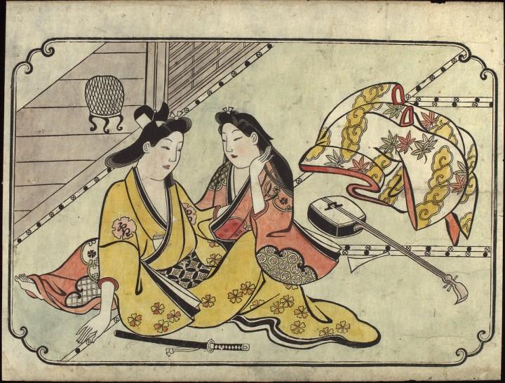 Ukiyo e 05 720x546 Ukiyo e, estampes japonaises gravées sur bois