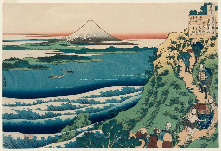 Ukiyo e 06 720x492 Ukiyo e, estampes japonaises gravées sur bois