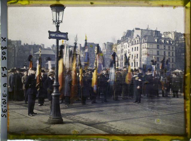 paris couleur 1900 albert kahn 461 Photos de Paris en couleur en 1900