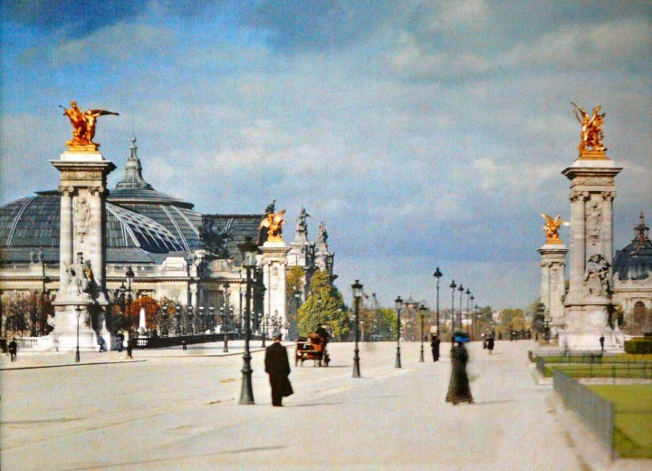 photo Paris couleur 1900 30 720x520 Photos de Paris en couleur en 1900
