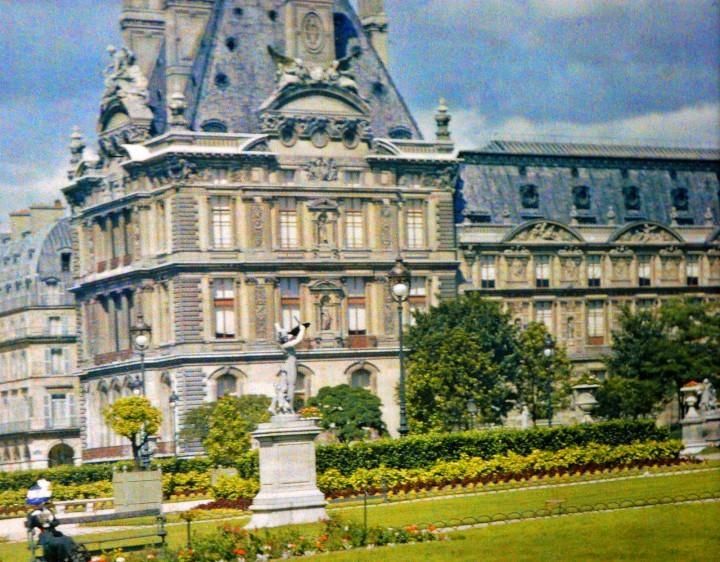 photo Paris couleur 1900 39 720x562 Photos de Paris en couleur en 1900