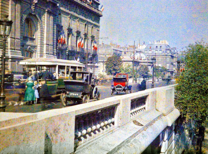 photo Paris couleur 1900 53 720x532 Photos de Paris en couleur en 1900