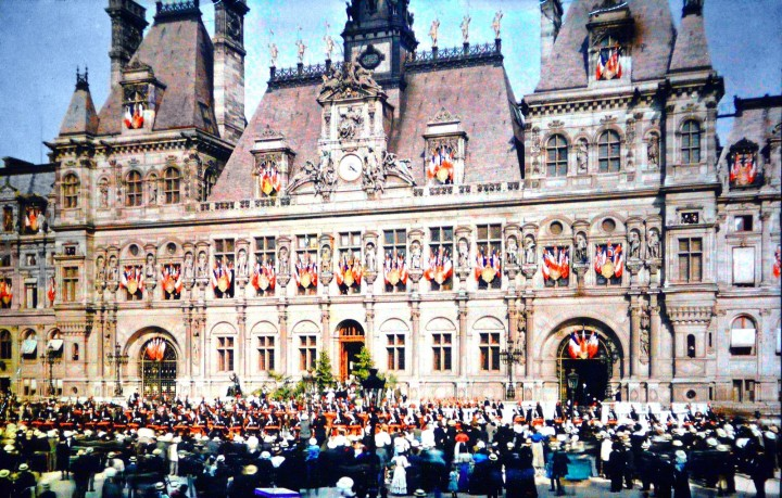 photo Paris couleur 1900 64 720x459 Photos de Paris en couleur en 1900