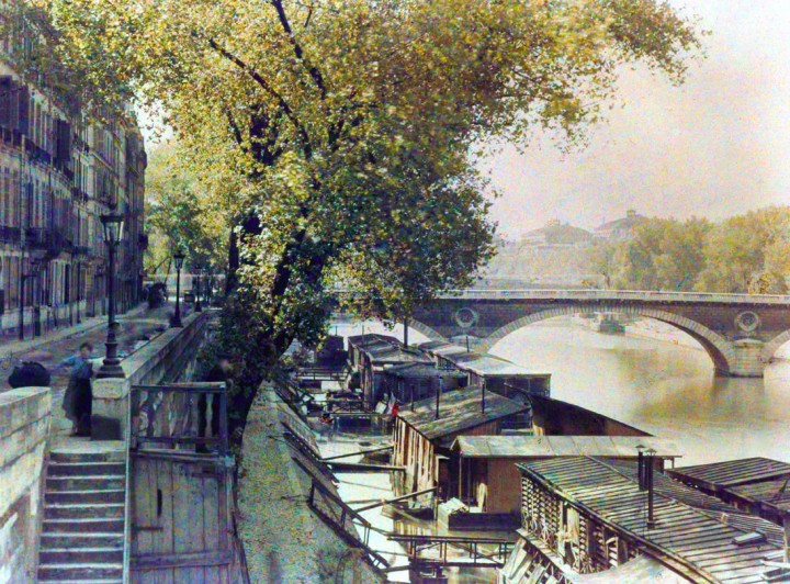 photo Paris couleur 1900 66 720x532 Photos de Paris en couleur en 1900