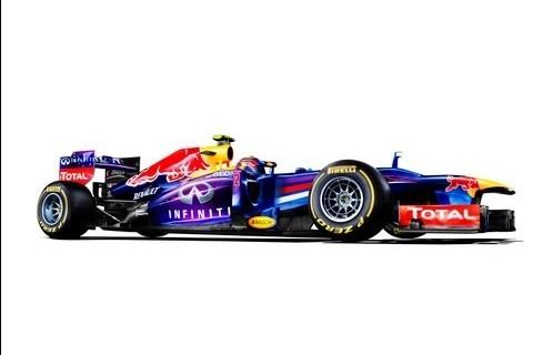 La fabrication d'une voiture de Formule 1