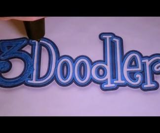 Un stylo pour dessiner en 3D