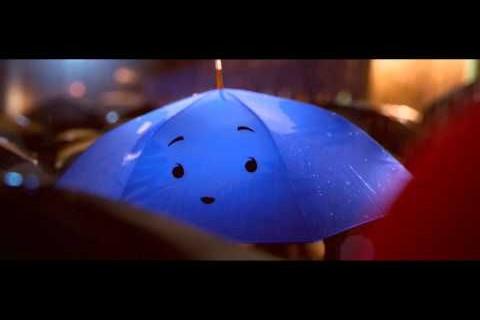 Pixar : Le Parapluie Bleu