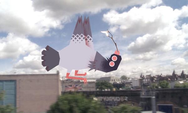 La vermine de Londres se passe la flamme