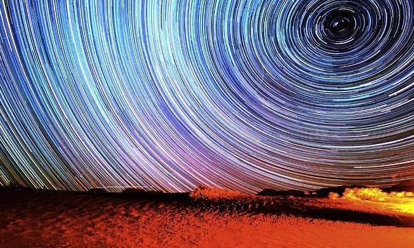 Death Valley Dreamlapse