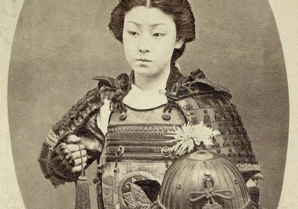 Femme-samourai