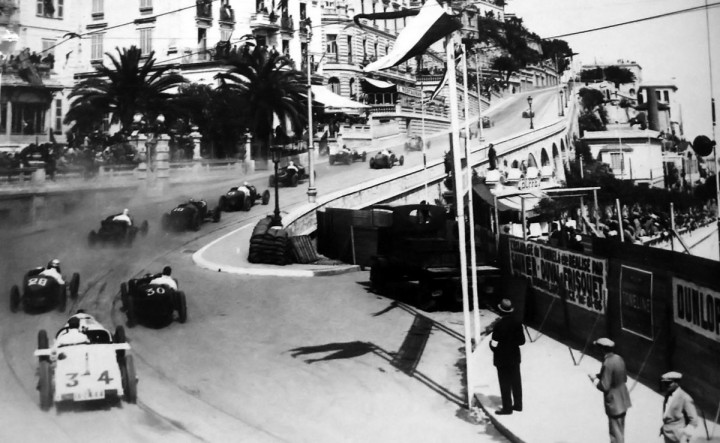 Sainte Devote - 1929 Monaco Grand Prix