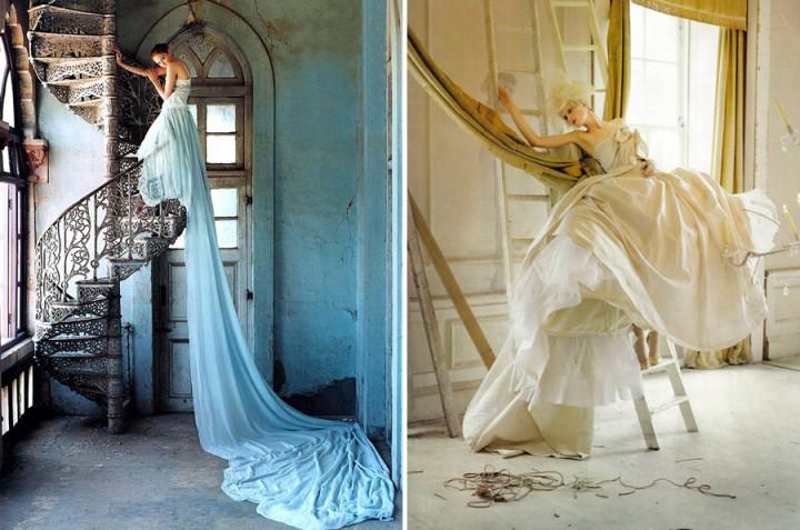 La Mode Suraliste De Tim Walker