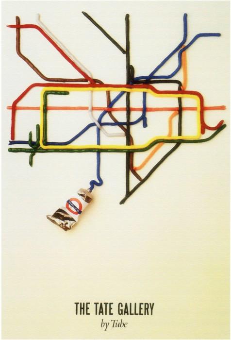 londres london metro undergroud affiche poster 03 476x700 150 ans daffiches du métro de Londres